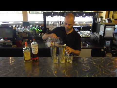 Bartending Tips Multiple Shots