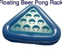 Beer Pong Tables - Floating Beer Pong Trays