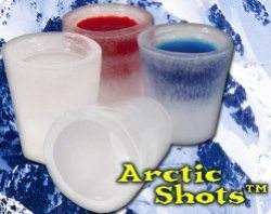 Gummy Bear Shot Glasses - Arctic Shotz