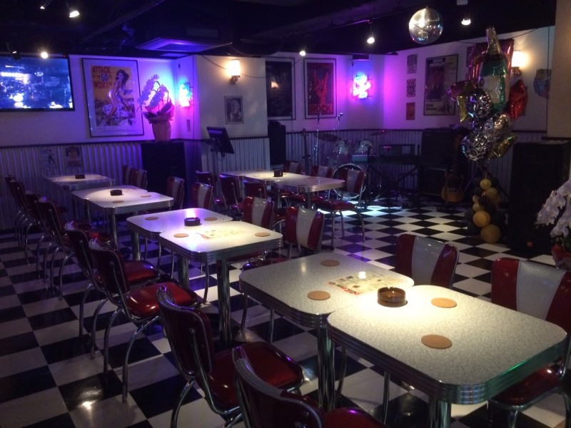 My Houzz Grease Diner - Kyoto City » Bars & Booths