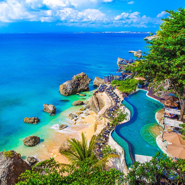 private-villa-with-pool Bali Villa Seminyak Private Pool