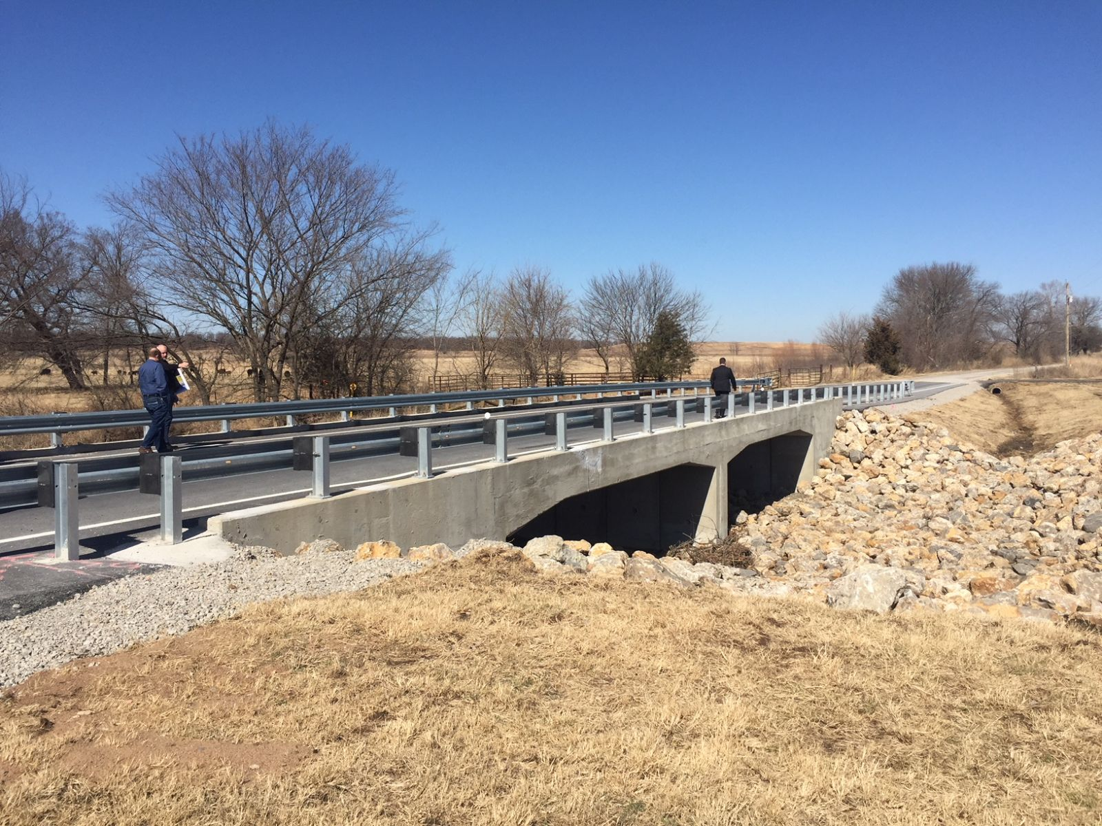 Precast Bridges Bartlesville Radio News