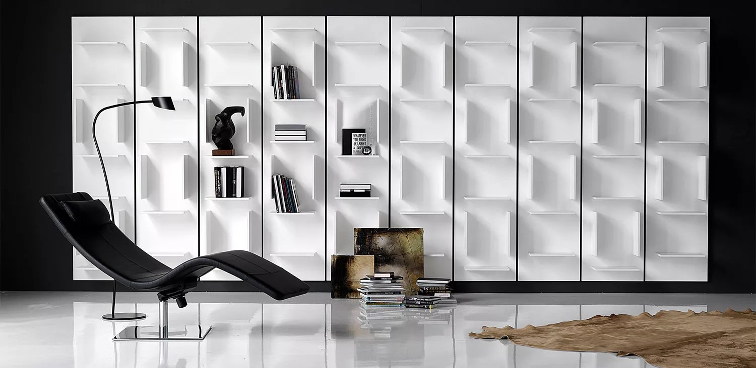 Design Couchtisch District Cattelan Italia Design Bookcase Bartolomeo Italian Design