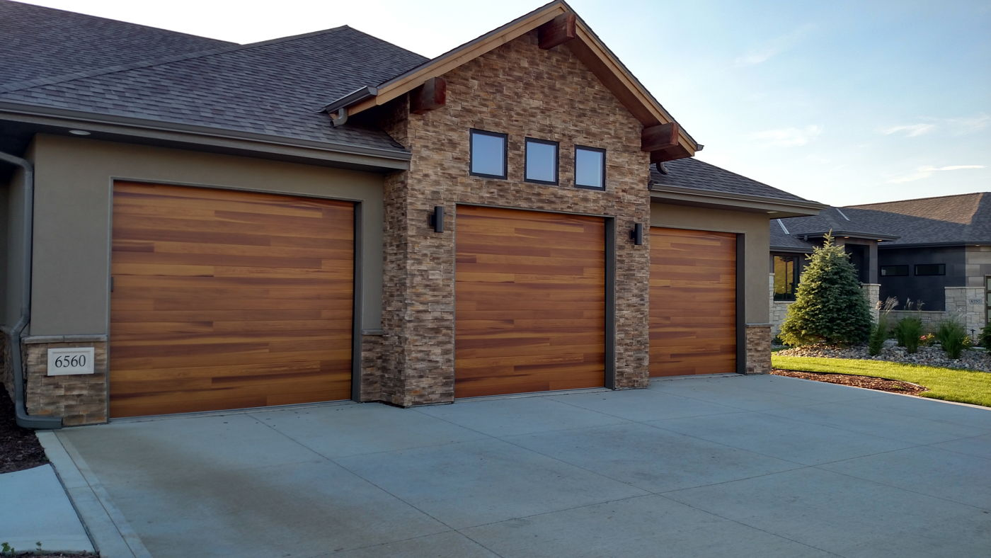 9x7 Garage Door Wood Garage Doors Barton Overhead Door Inc