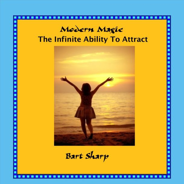 infinite ability to attract- Avery 8931 CD-DVD Inkjet Case Insert (cover)