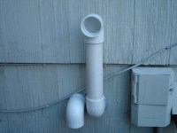 Furnace: Furnace Exhaust Vent