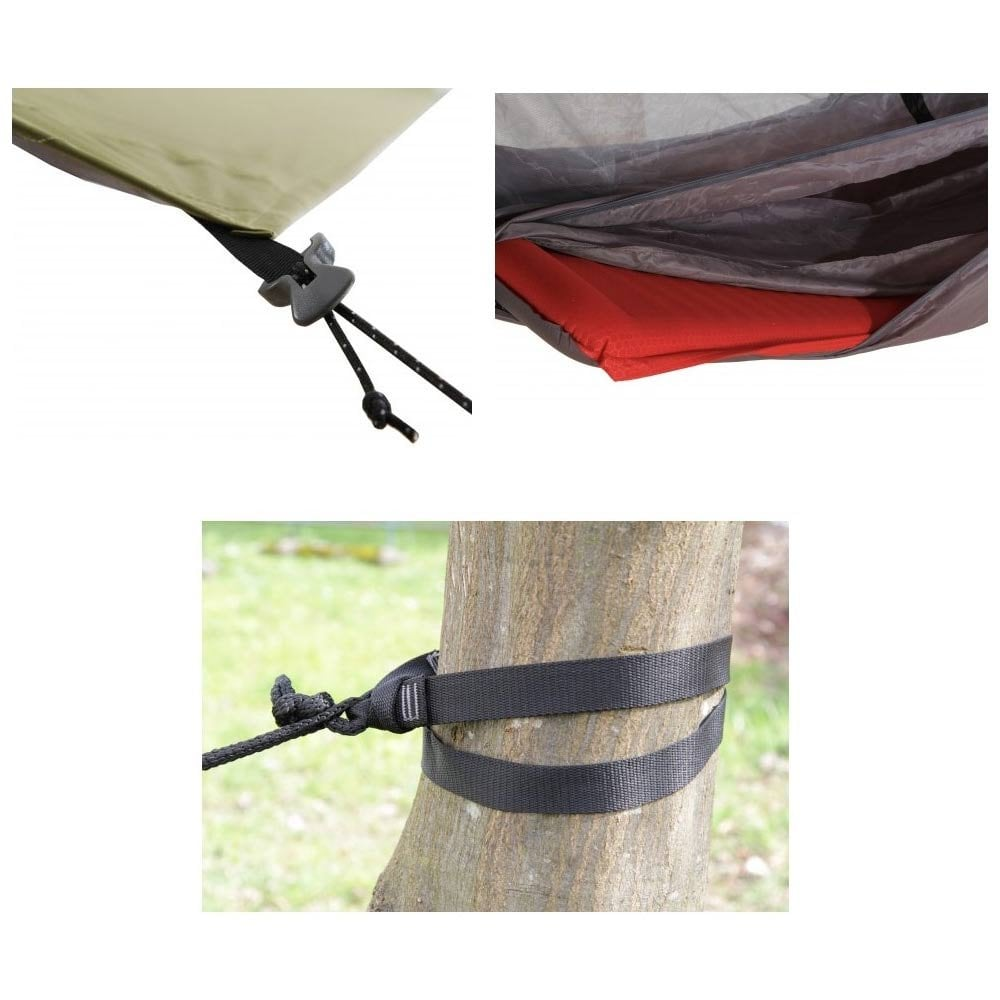 Hängematte Exped Learn These Exped Travel Hammock Lite Plus Instructions