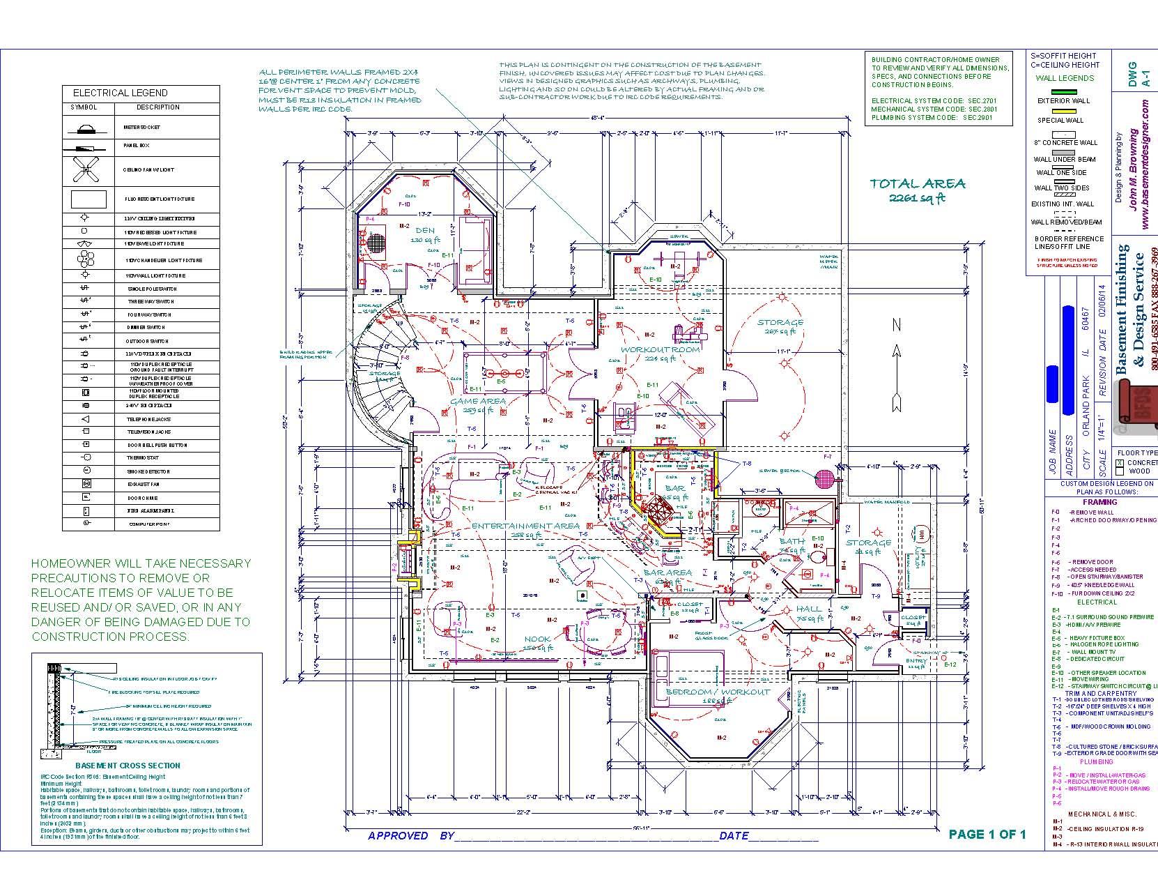 Floorplan No Scale