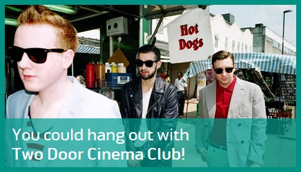 basement people the unofficial two door cinema club fan site page