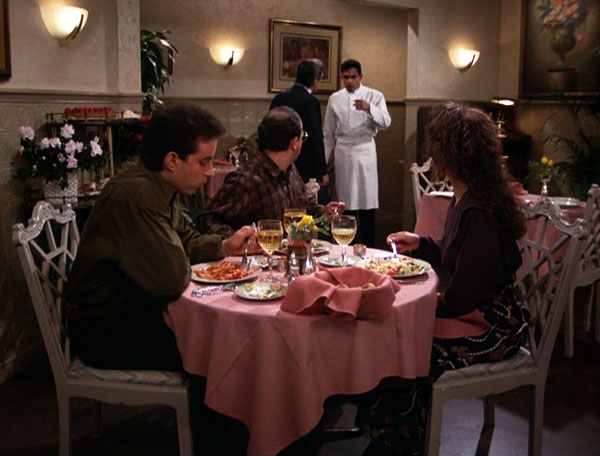 Seinfeld\u2014Season 2 Review and Episode GuideBasementRejects - restaurant busboy