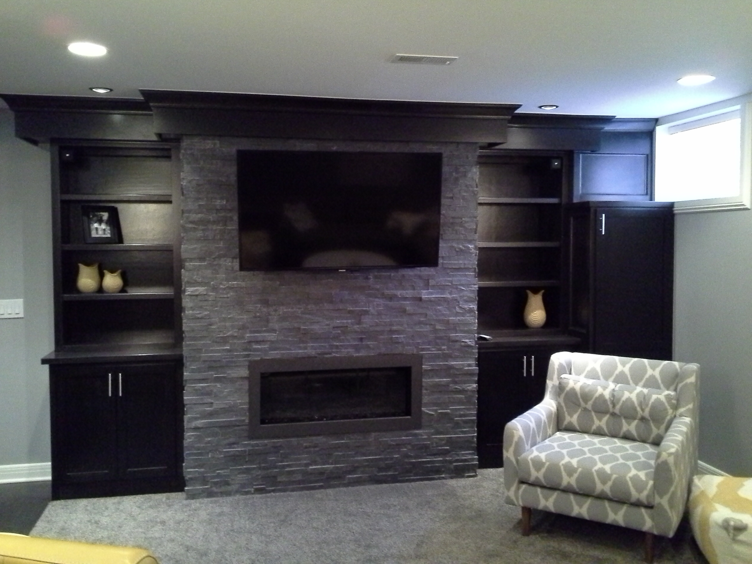 Media Rooms In Basement Basement Remodeling Ideas Columbus Basements Unlimited