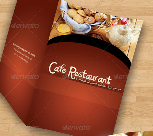 25 High Quality Restaurant Menu Design Templates \u2013 Web  Graphic