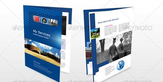 40 High Quality Brochure Design Templates Web \ Graphic Design - architecture brochure template