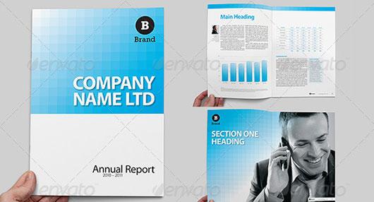 40 High Quality Brochure Design Templates Web  Graphic Design