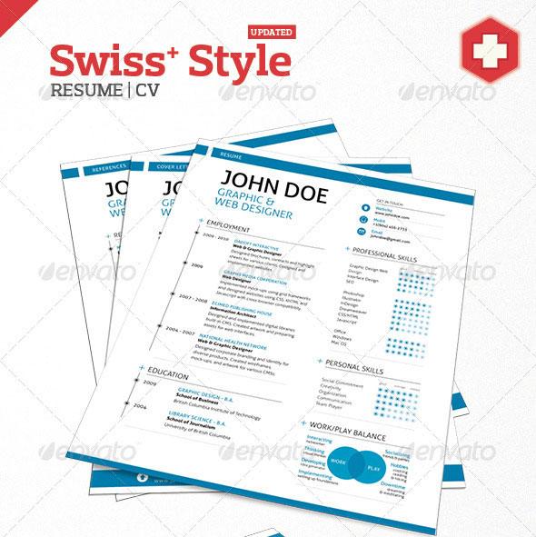 20 Best Resume Templates Web \ Graphic Design Bashooka - unique resume templates