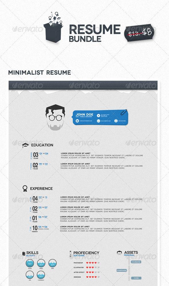 20 Best Resume Templates Web \ Graphic Design Bashooka - amazing resume templates