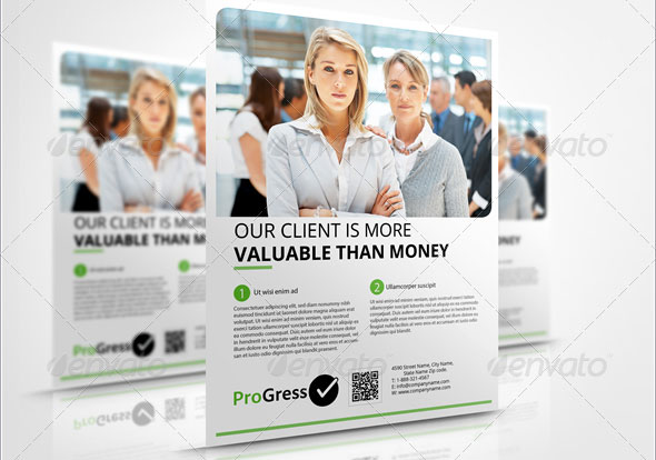 Building Company Flyer Template #02402 DTP ideas Pinterest - flyers and brochures templates