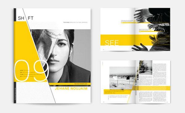 45 Interesting Brochure Designs Inspiration \u2013 Web  Graphic Design