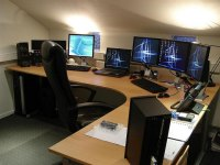 55 Brilliantly Amazing Workstation Setups | Web & Graphic ...