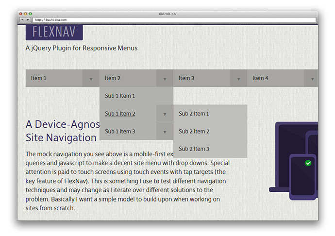 10 Cool jQuery Plugins April 2013 Web  Graphic Design Bashooka