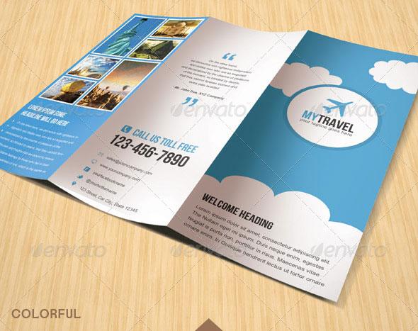 30 Best Brochure Templates 2013 \u2013 Web  Graphic Design on Bashooka