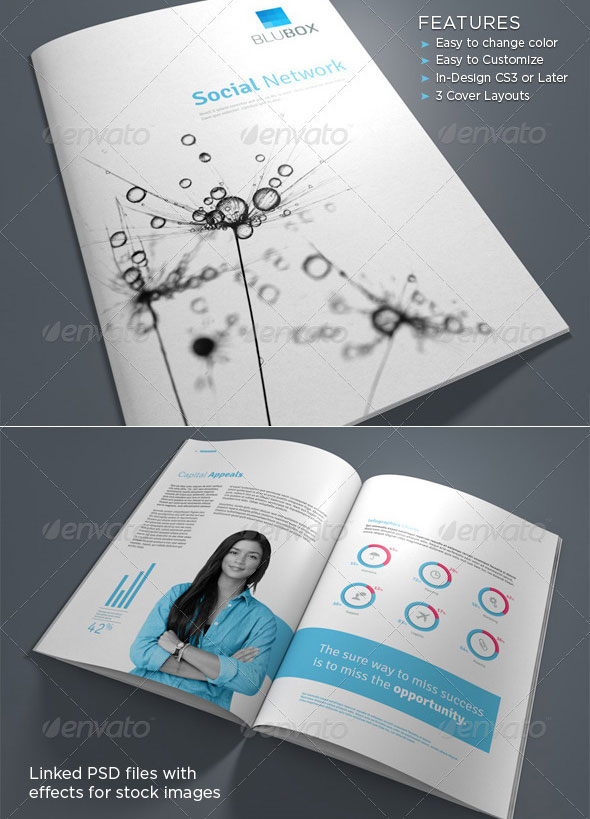 30 Best Brochure Templates 2013 Web \ Graphic Design Bashooka - psd brochure design inspiration