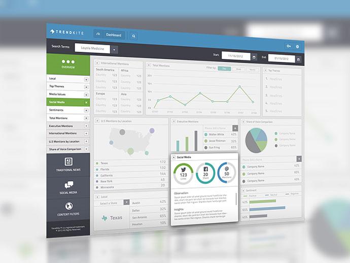 50 Intuitive Dashboard UI Designs Web  Graphic Design Bashooka - dashboard design inspiration