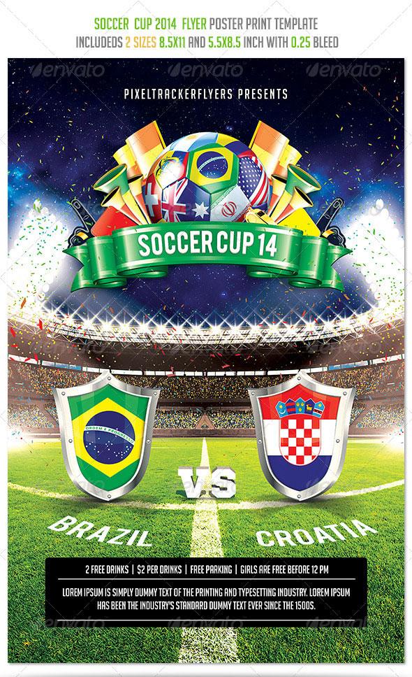 free soccer flyer - Onwebioinnovate - soccer flyer template