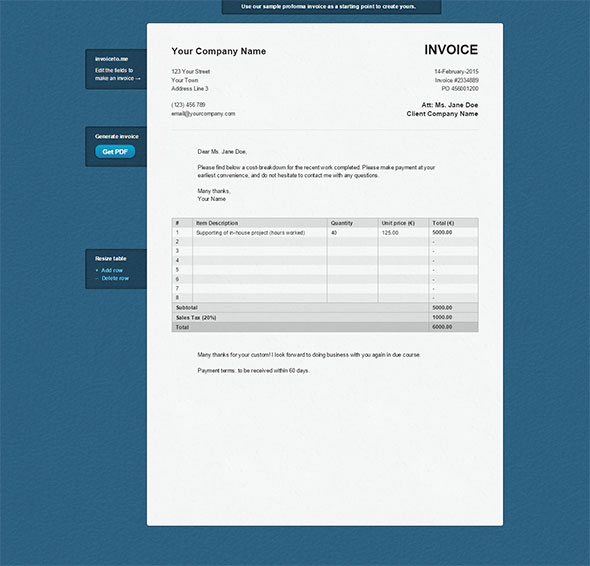 8 Helpful Tools That Will Let You Create Invoices Web  Graphic