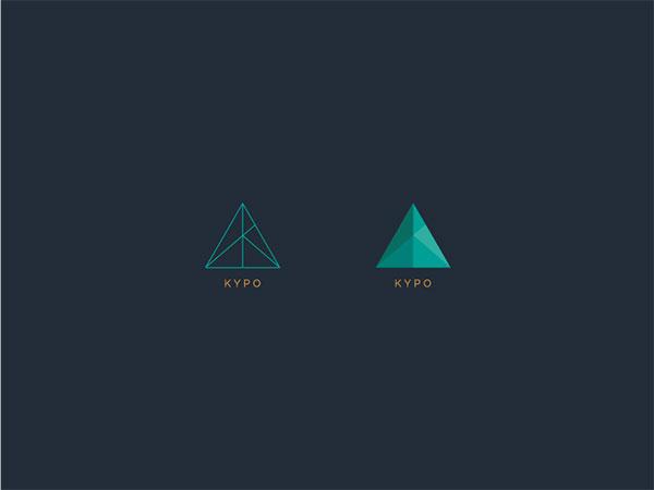 Indigo Car Wallpaper 20 Amazing Low Poly Logo Designs Web Amp Graphic Design