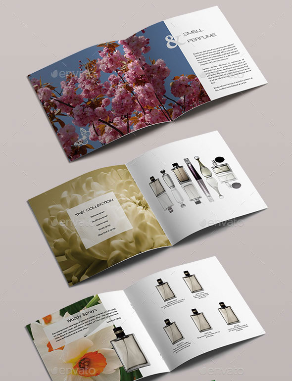 30 Eye-Catching PSD  InDesign Brochure Templates Web  Graphic