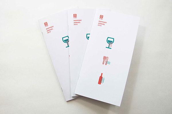 31 Top Examples Of Annual Report Design Web  Graphic Design