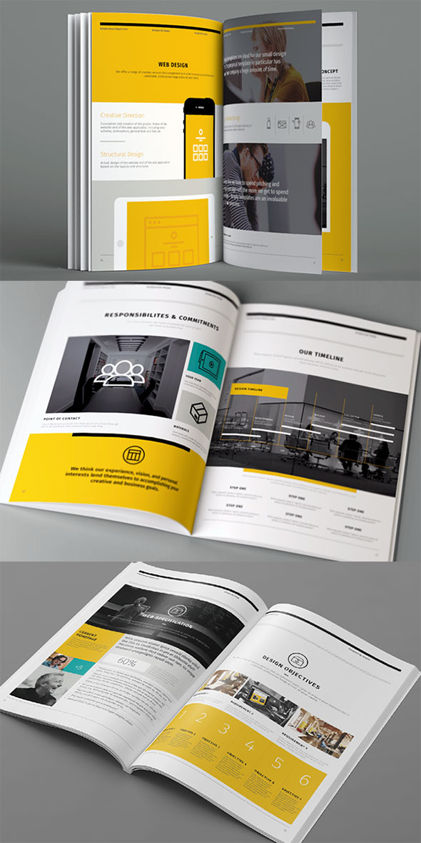 20 Proposal Templates For Web Design Project Web \ Graphic - graphic design proposal template
