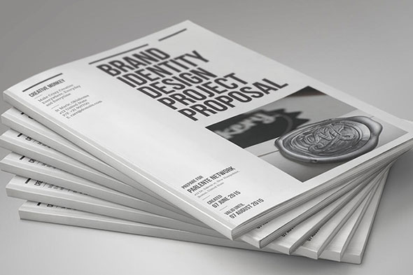 20 Proposal Templates For Web Design Project Web  Graphic Design - design proposal