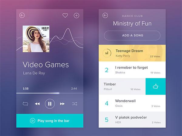 resume music app download