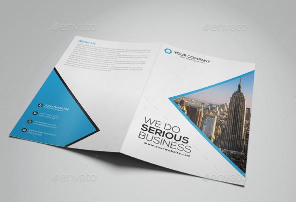 50 Top PSD Brochure Template Designs 2016 \u2013 Web  Graphic Design on