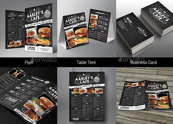 40 Effective PSD Restaurant Menu Design Templates Web  Graphic