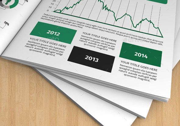 template for annual report - Alannoscrapleftbehind - annual report template