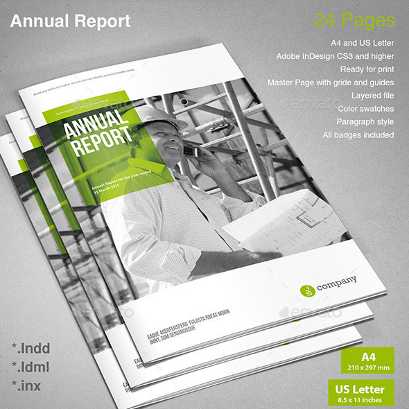 sample report template