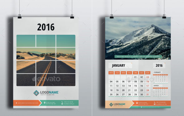 Desk Calendar A3 Desk Calendar 2018 A3 Desk Pad Large Beautiful Weekly 21 Best Calendar Templates For 2016 Web And Graphic Design