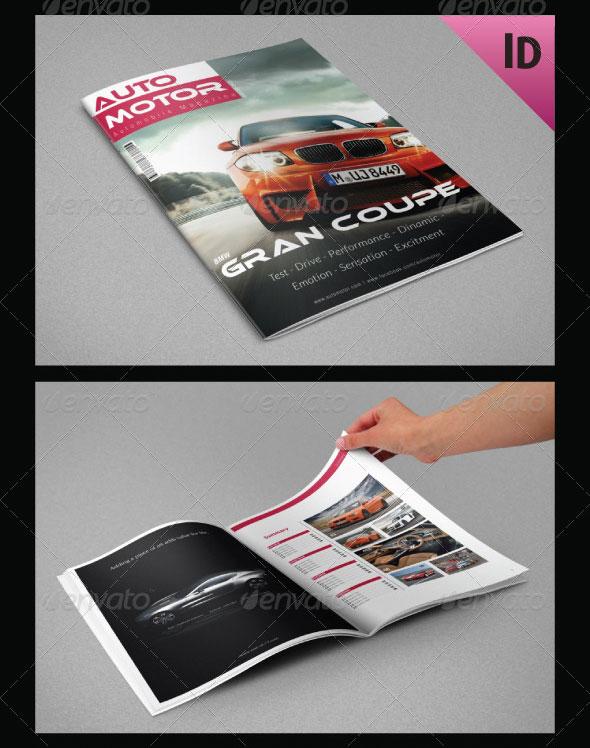 35 best magazine template designs