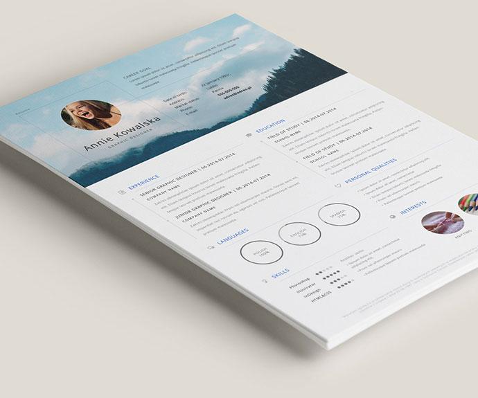 The 30+ Best Resume Templates Of 2016 Web \ Graphic Design - best designer resumes