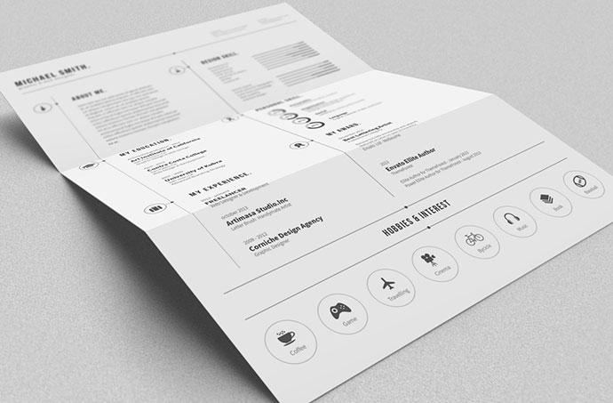 free resume templates for musicians