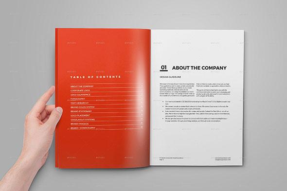 Manual Design Templates - Fiveoutsiders - manual design templates