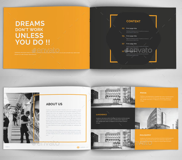 profile company template - Selol-ink - profile company template