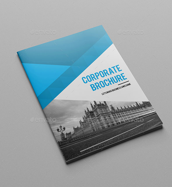 40 Best Brochure Design Templates 2018 \u2013 Web  Graphic Design on