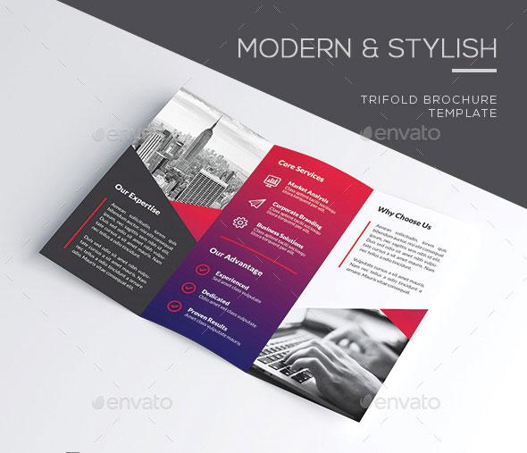 easy brochure template