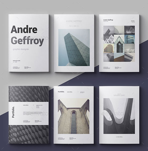 40 Best Brochure Design Templates 2018 Web  Graphic Design Bashooka - fashion design brochure template