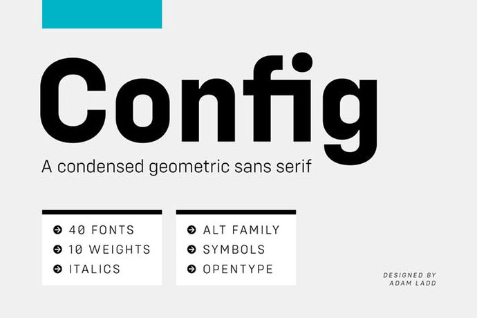 20 Outstanding Fonts For Resume Design Web  Graphic Design Bashooka