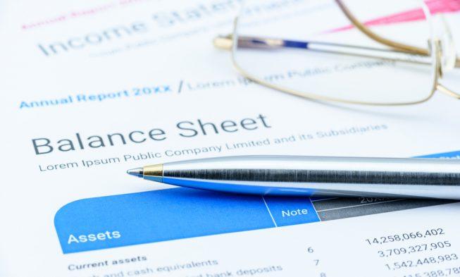 Balance Sheet Format, Example  Free Template \u2013 Basic Accounting Help
